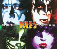The Very Best of Kiss [PA] [Slimline] by Kiss (CD, Aug-2008, Mercury) SEALED