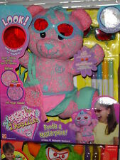 RARE - NEW IN BOX - SECRET STYLIN DOODLE BEAR - PENNY ENCHANTED FLOWER BEAR
