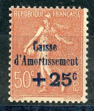 PROMO / TIMBRE FRANCE NEUF N° 250 ** CAISSE D'AMORTISSEMENT COTE 75 €