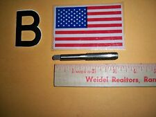 """7/16-""""14 BOTTOM  RIGHT HAND TAP NEW OLD STOCK HSS  MADE IN USA NEW FREE SHIPPING"""