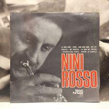 NINI ROSSO - OMONIMO SAME LP EX-/NM 1973 ITALY MUSIC PARADE CETRA LEL 59