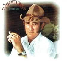 (CD) Don Williams –Portrait - It Only Rains On Me, Woman You Should Be In Movies