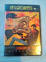 Lupin the 3rd - Dragon of Doom (DVD) FUNimation DVD! Duel Language! BRAND NEW!
