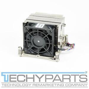Supermicro SNK-P0048AP4 2U Active CPU Heat Sink w/ LGA2011 Square-ILM Bracket