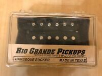 NEW Rio Grande Pickups BBQ Barbeque Bucker (Regular and 4 conductor style)