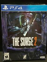 The Surge 2 Limited Edition PS4 PlayStation 4 Brand New Sealed