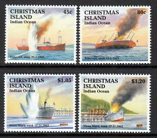Christmas Island 1992 50th Anniversary of Wartime Sinkings