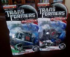 Transformers DOTM MechTech Deluxe Lot! ****ROADBUSTER & LASERBEAK**** BRAND NEW!