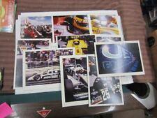 Jacques Villeneuve, Rick Mears, Roger Penske,Andretti SIGNED Photo Lot 1984 Indy