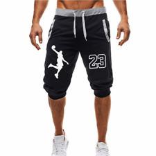 Men's Air Michael Jordan 23 Shorts Casual Active wear Muscle Training Sports Gym