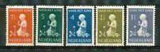 Nederland  374 - 378 postfris