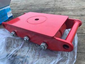 Machine Moving Skates 6000 kg 6 Tonne Nylon Wheels Machinery