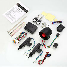Car Locking System 2 Wire Automatic Power Door Lock Actuator Motor Black