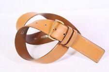 G74 Roberto Bellido cintura marrone pelle 85 cm Cintura Jeans Pantaloni  Cintura 5db942991b8