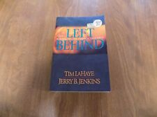 Left Behind: A Novel of the Earth's Last Days by Jerry B. Jenkins & Tim LaHayePB