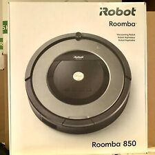 iRobot Roomba 850 Robotic Cleaner - Silver