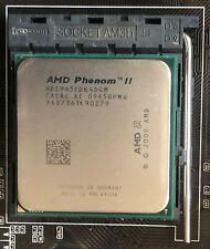 AMD Phenom II X4 965 Black Edition 3.4GHz 125W for Motherboard Socket AM2+/AM3