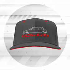 Casquette Peugeot 205 GTi  - Ixo Collections