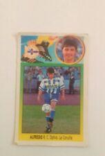 Cromo fútbol fichajes n'11 Alfredo 93/94 ediciones este