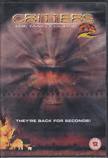 Critters 2 - The Main Course New & Sealed UK R2 DVD