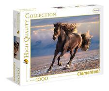 Clementoni Puzzle 1000 Teile Pferd in Freiheit  (39420)