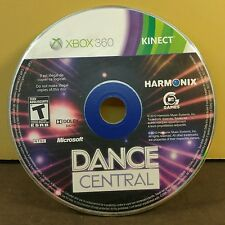 DANCE CENTRAL (XBOX 360) USED AND REFURBISHED (DISC ONLY) #10939
