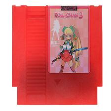 Rollchan 3  - NINTENDO NES GAME