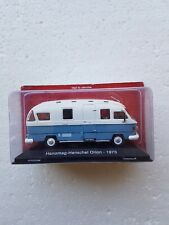 1/43 Camping-Car HANOMAG HENSCHEL ORION 1973