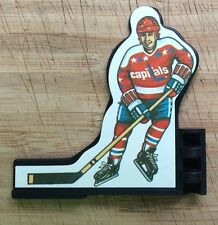 Vintage Coleco Table Hockey Player- Washington Capitals ALL TEAMS AVAILABLE