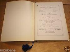 CILLA BLACK MIREILLE MATHIEU GINGER ROGERS TOM JONES ROYAL VARIETY '69 PROGRAMME