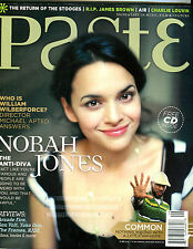 Paste Magazine March 2007 Norah Jones No CD EX 072116jhe