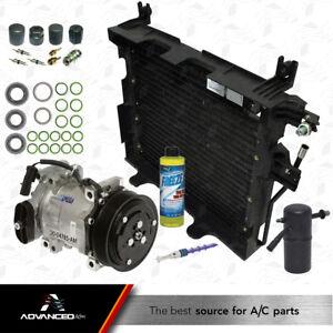 New AC A/C Compressor Kit Fits: 1997 1998 1999 Dodge Dakota V6 3.9L V8 5.2L ONLY