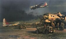 Company of Heroes by Robert Taylor Signed by two distinguished B-17 Pilots