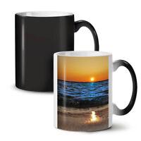 Life Nature Sunset Wild NEW Colour Changing Tea Coffee Mug 11 oz | Wellcoda