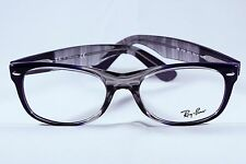 Ray Ban RB5184 5516 Blue Transparent New Authentic 52