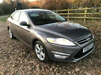 FORD MONDEO 2.0 TDCI TITAINIUM MANUAL 5DR FSH NEW SERVICE AND MOT