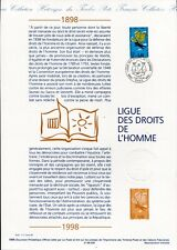 FAUNA_4589 1998 France butterflies FDC SHEET A4 Combined payments & shipping