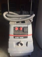 Milwaukee industrial Vac with Wall Chaser Kit
