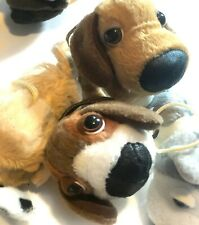 The Dog Collection - Full Set of 12 Mini Plush Puppies