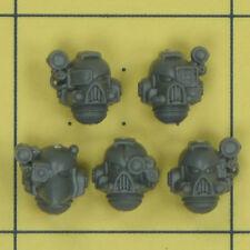 WARHAMMER 40k Space Marine DEVASTATOR Squad CASCHI (A)