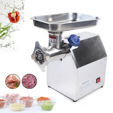 850w Electric Meat Grinder Commercial Meat Mincer Machine Sausage Stuffer Filler