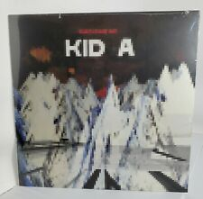 Radiohead ‎- Kid A Limited Edition Black Vinyl LP