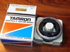 TAMRON Adaptall 2 CANON custom mount BAGUE camera APPAREIL PHOTO contax yashica