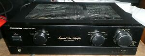 Pioneer A400 integrated amplifier, GWO