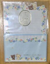 San-X Rilakkuma Letter Envelope Set