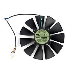 US New 95mm Single Fan 5Pin T129215SU R166b for ASUS GTX780 R9 280X 290 290X