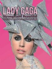 Lady Gaga: Strange and Beautiful by Laura Coulman Paperback Book The Cheap Fast