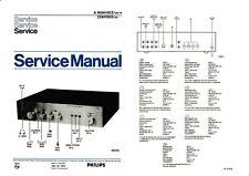 Service Manual-Anleitung für Philips 22 AH 302, 90 AH 302