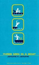 Three Men in a Boat: To Say Nothing of the Dog! (Essential Penguin),Jerome K Je