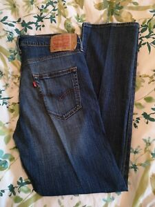 Men's Levi 501 Jeans W34 L32 - Nearly New